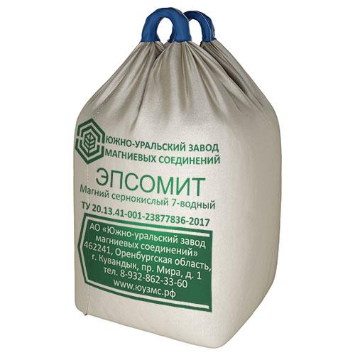 Magnesium sulfate (magnesium sulfate 7-water), 1000 kg